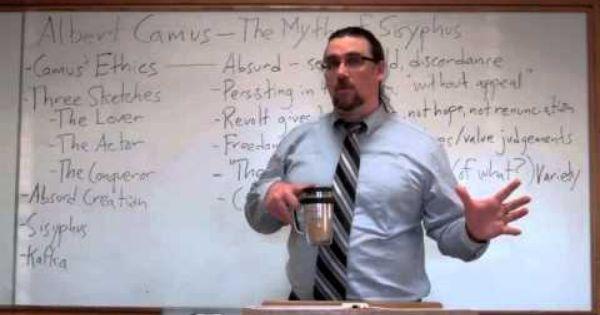 myth of sisyphus essay