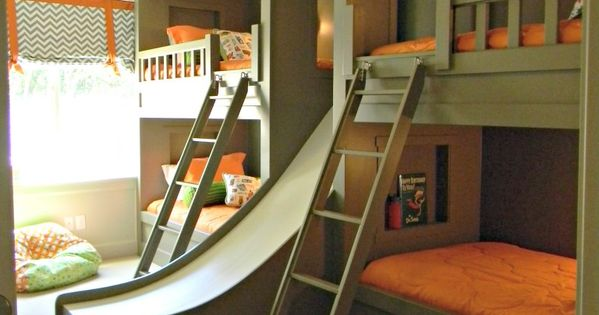 Bunk beds for kid's room