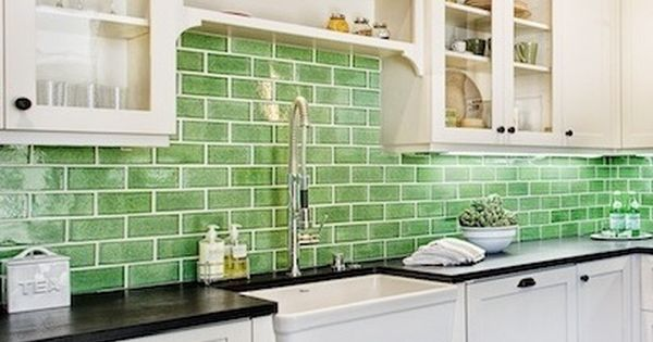 kitchen backsplash designs fireclay tile an inventive company flush with green ideas 31357