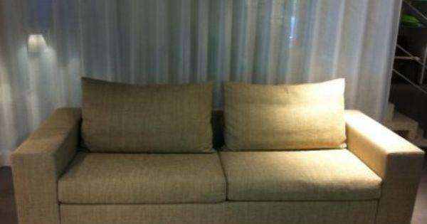 Sofa design outlet  Groundpiece Sofa von Flexform | used-design Outlet Angebote ...
