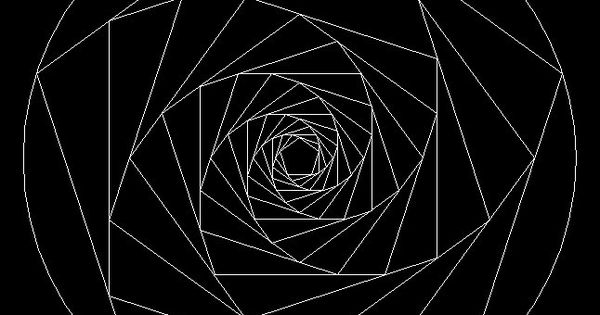 Sacred geometry penta conformal mapping pinterest