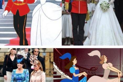 real life fairy tale HA!! Too funny!!
