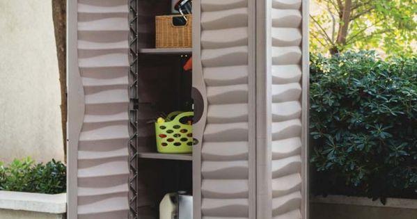 Astonishing Weatherproof Storage Cabinets Plastic With