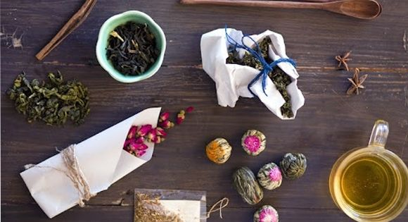 Post image for Make Your Own Blooming Flower Tea