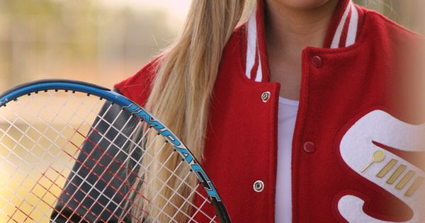Senior pic-tennis. NightinGale Photography