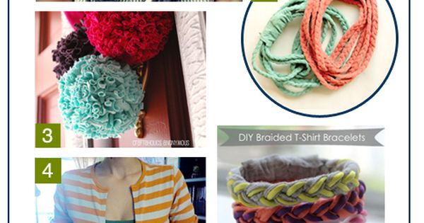 DIY T-Shirt Projects Cardigan