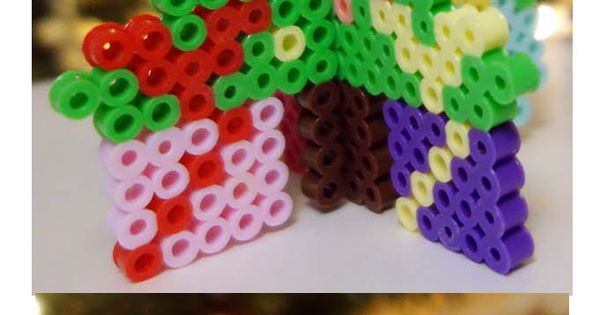 how to make christmas tree with beads youtube