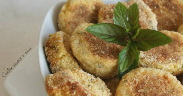 Ricotta, Antipasto and Potato croquettes on Pinterest