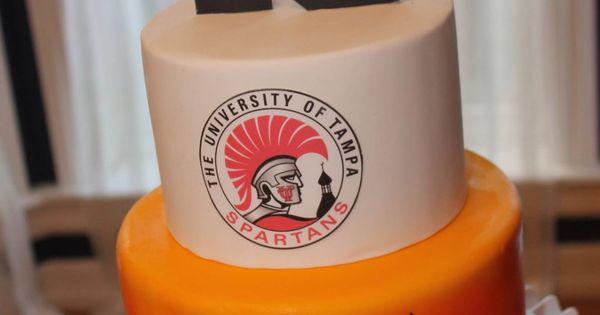 University of Tampa Graduation Cake | My Cakes | Pinterest ...