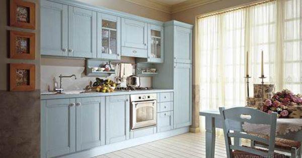 Cucina Stile Provenzale Kitchen Arredamento Case E Mobili Da