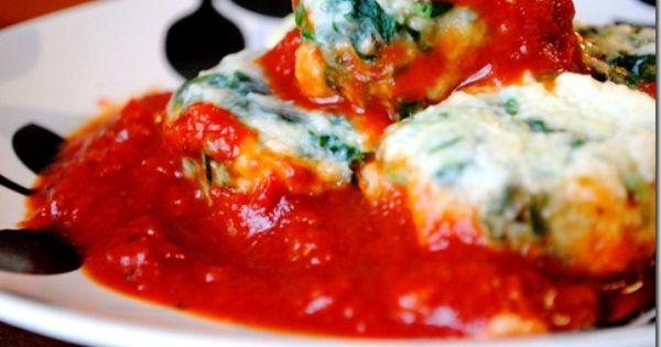 Gnudi Recipe | Ravioli, Recipe and I Am