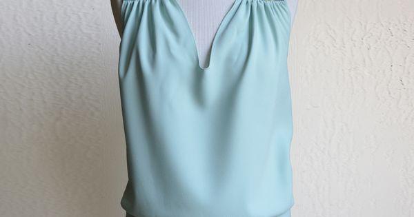 robe d 39 t couleur vert d 39 eau bleu givr aqua turquoise amande menthe avec empi cement en. Black Bedroom Furniture Sets. Home Design Ideas
