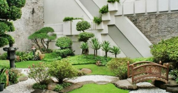 mini jardin japonais oriental am nagements pinterest. Black Bedroom Furniture Sets. Home Design Ideas