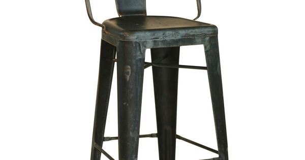Stella Bar Stool With High Back Design Form Bar Stool To
