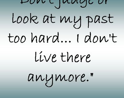 Addiction Recovery Quotes | Dont judge or look at my ...