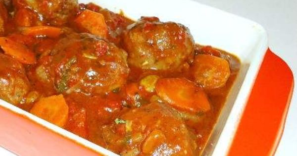 Moroccan Lamb Meatball Tagine | Yum | Pinterest | Lamb