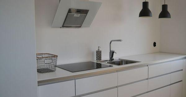 Ikea kitchen voxtorp google search kj kken pinterest for Bella j cucina