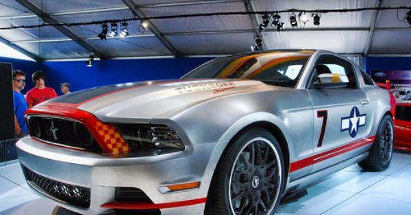 2013 Mustang Boss 302 Laguna Seca Red Tails Edition Ford Mustang Boss 302 Mustang Boss 302 Ford Mustang