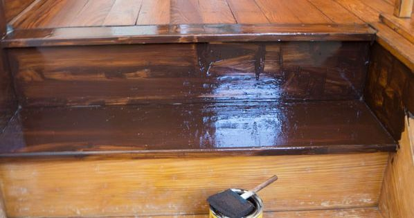 Using Gel Stain Over Existing Stained Wood!