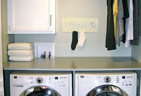shallow cabinets kitchen countertop above washer and dryer so if i a 2177