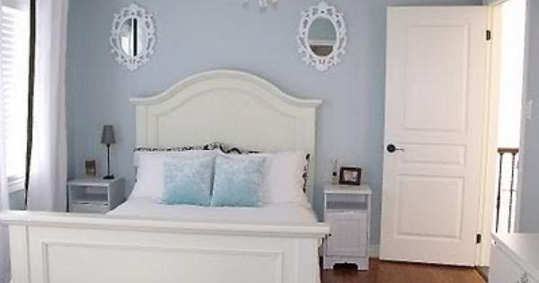 Benjamin Moore Glass Slipper Paint Color Master Bedroom Pinterest