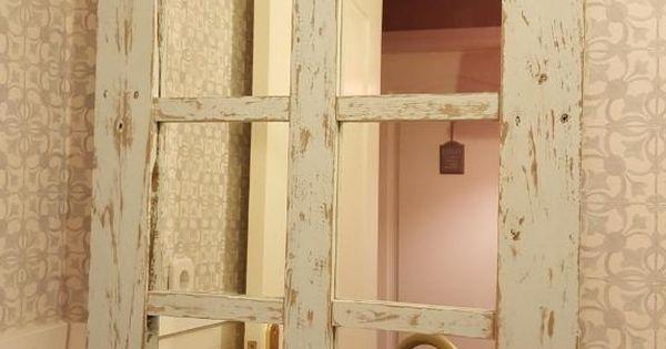 Espejo r stico para el ba o comunidad leroy merlin ba os para inspirarte pinterest - Espejos de pared leroy merlin ...