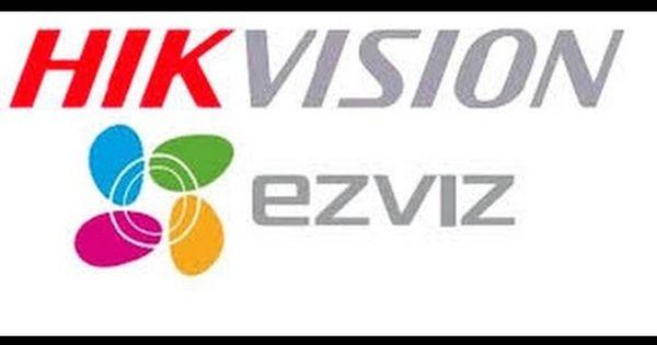 Hikvision Mobile Configuration Ezviz هيك فيجن عبر الجوال Gaming Logos Nintendo Wii Logo Logos