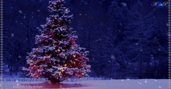 Snow Falls Soft...