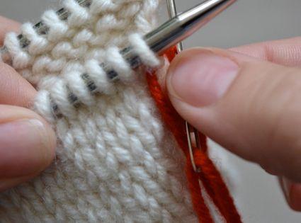 Knitting Techniques Finishing : Kitchener stitch knitting tutorials finishing