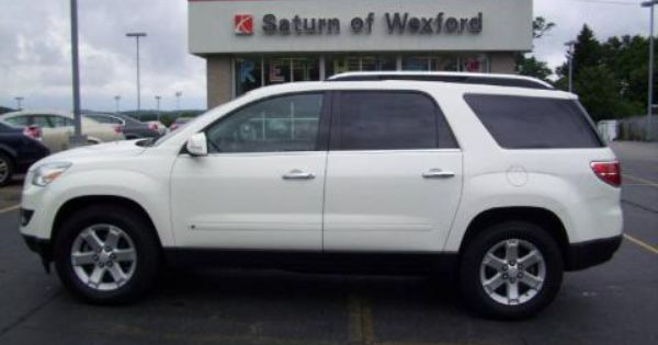 Used 2009 Saturn Outlook Xr Awd For Sale Stock 9p118 Dealerrevs Saturn Car Saturn Awd