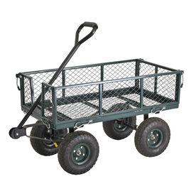 Shop Edsal 21 1 2 In Utility Cart At Lowes Com Garden Wagon