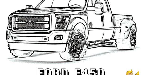 Ford Raptor Para Colorear | New Car Designs 2019 2020