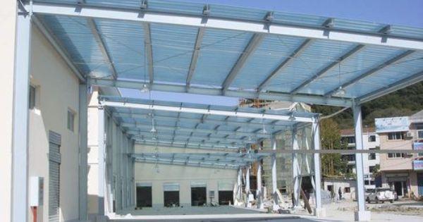 Corrugated Polycarbonate Sheet Roof Corrugated Plastic Roofing Plastic Roofing Patio Roof