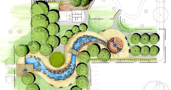 Springville Splash Pad Civic Center Water Park Buildings And Grounds Garden Plan Pinterest