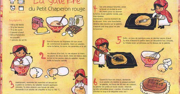 Cuisine galette du petit chaperon rouge recherche google for Apprendre la cuisine asiatique