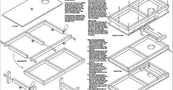 details about build your own cornhole bag toss game board plans