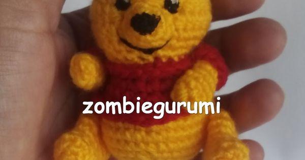 Amigurumi Winnie Pooh Patron Gratis : Amigurumi Osito Winnie the Pooh - Patron Gratis en Espanol ...