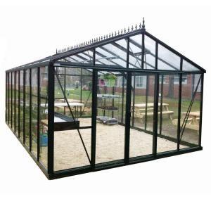 Exaco Royal Victorian 12 5 Ft X 20 Ft Greenhouse Vi 46 Pp6l
