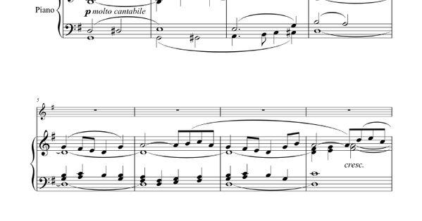 panis angelicus duet sheet music pdf