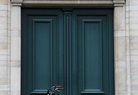 Gorgeous Dark Teal Blue Door Door Color Amp Style