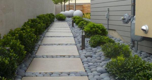 Low Maintenance Side Yard Garden Pinterest Side