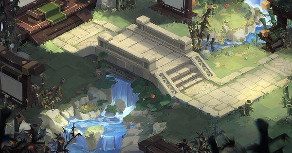 Overwatch map background hd 1280x720