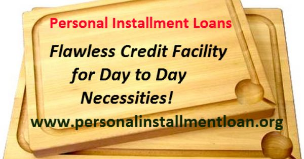 Pin On Personal Installment Loans