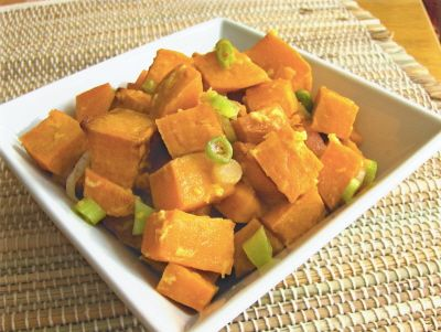 Sweet, Potatoes and Salads on Pinterest
