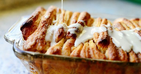 Pull Apart Cinnamon Bread --The Pioneer Woman
