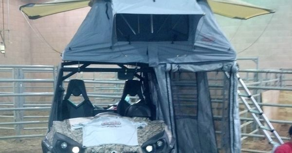 Macattaxx Side By Side Roof Top Tent Rzr Accessories Utv Accessories Atv