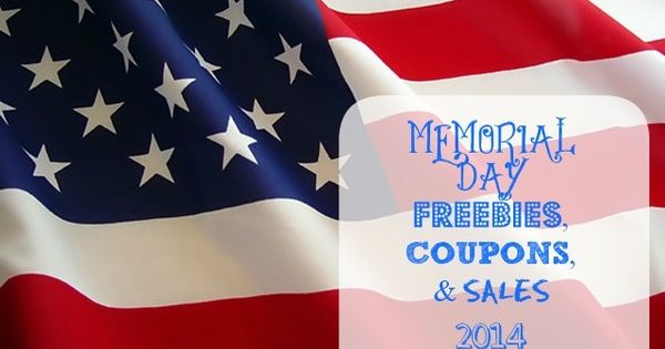 memorial day discounts restaurants 2014