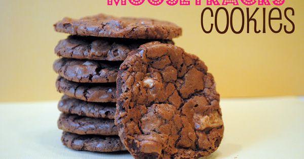 Moose Tracks Cookies | Recipe | Moose, Cookies and Track