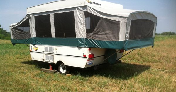 Pop Up Camper In Jcbach 39 S Garage Sale In Orland In For