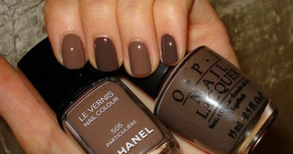 Chocolate brown nail polish Best voted OPI Nail Polish Lacquer nail polish